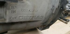 1997 BMW 325 5speed Manual gearbox
