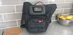Maxpedition Wolfspur Black EDC Man Bag