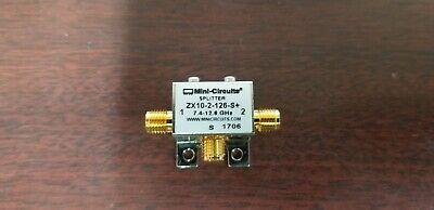 Mini-circuits Zx10-2-125-s 7.4-12.6ghz Splitter