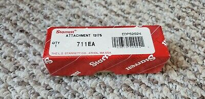 Starrett 711ea Attachment 13175 Edp52924 711 Ea Friction Holder Shank
