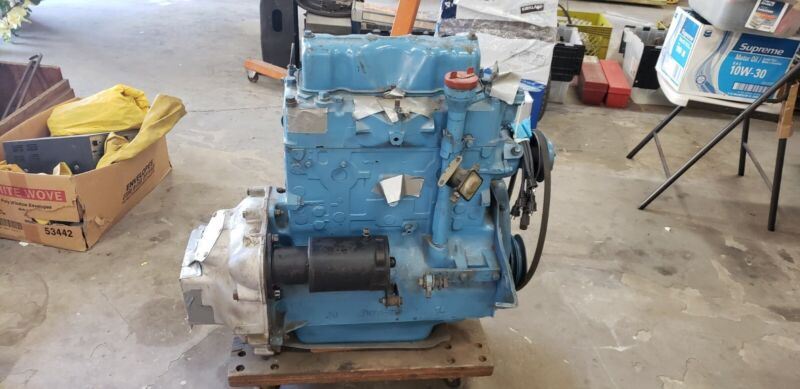 WILLYS VINTAGE F4-134 HURRICANE ENGINE REBUILT