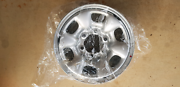 Toyota hilux 15 x 7 factory steel rim..brand new never used Barmera Berri Area Preview