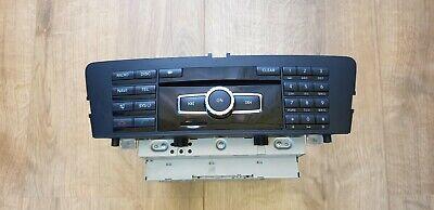 Mercedes A1669002109  W166 X166 COMAND DVD   NAVIGATION