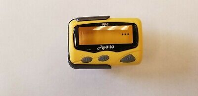 Apollo 924 Alphanumeric Pager Housings Case with Holster Complete OEM Colors
