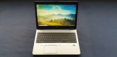 HP ProBook 650 G3 15,6'' Full HD Core i5-7200U 128GB SSD 8GB Ram