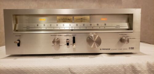 Vintage Pioneer TX-9500 AM/FM Stereo Tuner - Excellent Condition  (Hardly Used)