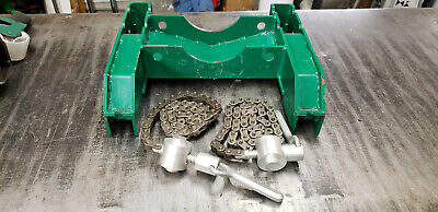 Greenlee 02846 Chain Mount Base 6501 6801 Ultra Tugger 5 8 Very Lightly Used