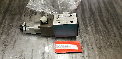 Vickers Ktg1-5a-2s-614862-10 Proportional Valve. Shelf E5