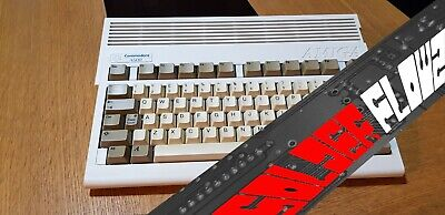Commodore Amiga 600 Recapped (Organic Polymers) - REFURBISHED CLEANED & TESTED