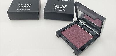 2x Phase Zero Make Up Pressed Eyeshadow VELVET Travel Size 0.09oz / 2.5g Ipsy