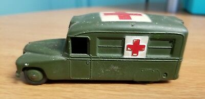 DINKY TOYS DAIMLER MILITARY AMBULANCE - No. 624 - 1954-55 - MECCANO LTD for sale  Los Angeles