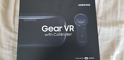 Samsung Gear VR with Controller  with $50 Gear VR content