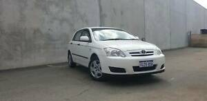 2006 Toyota Corolla ASCENT SECA Automatic Hatchback Kenwick Gosnells Area Preview