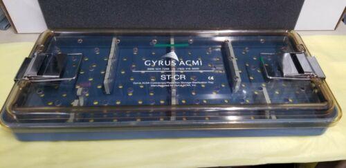 GYRUS ACMI ST-CR Plastic Cystoscopy/Resection Sterilization Tray