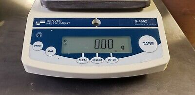 Denver Instruments Scale S-4002