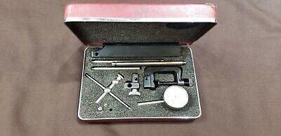 Starrett No. 196 Dial Indicator Set