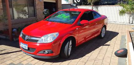 TWIN TOP ASTRA CONVERTIBLE Quinns Rocks Wanneroo Area Preview