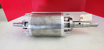 Hobart Hcm Motor Rotor 5hp 3phs Pn 00-015747-00298 Hobart Hcm 300450