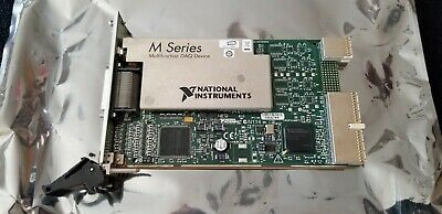 National Instruments Pxi-6254 Daq 32 Ai 16-bit1 Mss48 Dio