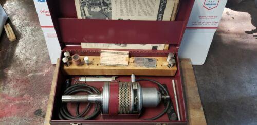 Precise JA 314 45,000 rpm jig grinder r-8 taper fits bridgeport