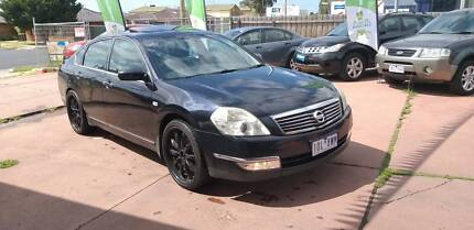 2007 NISSAN MAXIMA TI REG RWC 12MONTHS WARRANTY Sunshine North Brimbank Area Preview