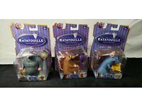 REMY Ornament /& Coin Purse Disney Pixar RATATOUILLE Fan BUNDLE New DVD
