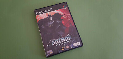 Batman Vengeance Sony PlayStation 2 PS2 Game - Ubisoft