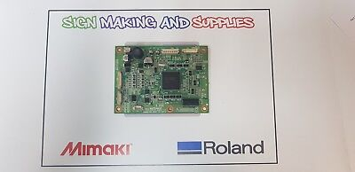 Genuine Roland Soljet Pro Iii Xj 640 Printer Assy Heater Board W700311421