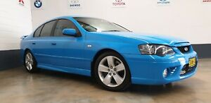 2006 Ford Falcon XR6 North St Marys Penrith Area Preview
