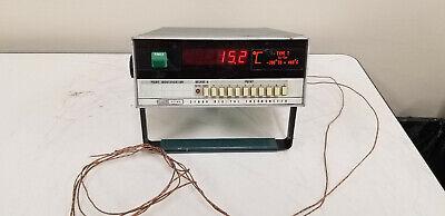Fluke 2100a Digital Thermometer 200-400c Read