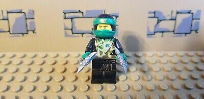 Lego Ninjago Lloyd Minifigure From Set 70640 - S.O.G. Headquarters ](Lego Lloyd)