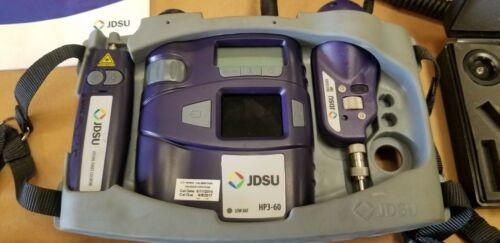 JDSU HP3-60 Fiberscope with Visual Fault Locator and Westover FBP