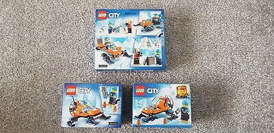Lego City Arctic Explorers bundle