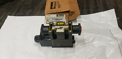 Parker D1vw020bvycf 120110v Directional Control Valve 5000-psi. New In Box