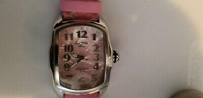 Pink Activa Women's Watch.  Swiss Quartz.  G15