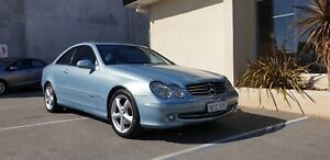 2003 Mercedes-Benz CLK AVANTGARDE Kenwick Gosnells Area Preview