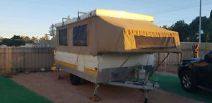 1975 Golf pop up Camper