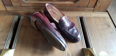 Alden Shell Cordovan, Penny Loafer Cordovan Penny Loafer