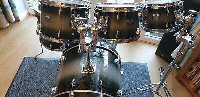 Yamaha Rock Tour Drum Kit Shell Pack, Rock Sizes, Mahogany Shells