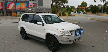 BARGAIN Toyota Land Cruiser Prado GXL automatic 8 seater Rivervale Belmont Area Preview