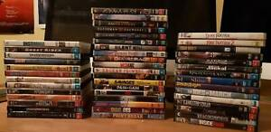 DVD's for Sale - $2 each or 10 for $15 (Region 4)