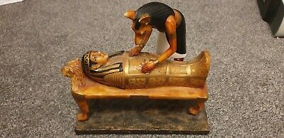 Osiris statue, Egyptian God, Collectible, Very good condition, FREE POSTAGE