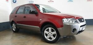 2005 Ford Territory TS (RWD) North St Marys Penrith Area Preview