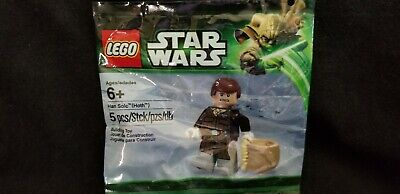 LEGO Star Wars Minifigure #5001621 Han Solo (Hoth)