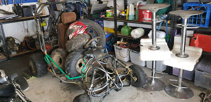 Gokart buggy 13hp off road go kart quad