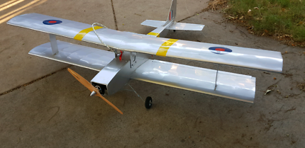 Rc plane tiger moth
