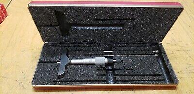 Starrett Micrometer Set No 440 - Made In Usa