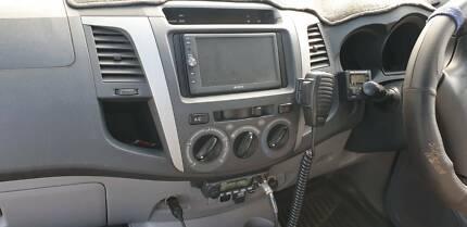 2006 Toyota Hilux KUN26R SR5 Utility Dual Cab 4dr Auto 4sp 4x4 3. Morayfield Caboolture Area Preview