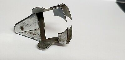 Vintage Ace All Metal Staple Remover Tool Office Made In Usa Heavy Duty