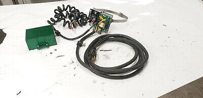 Greenlee 33503 Motor Control 115230v For 980 Hydraulic Pump Lot1 Shelf K3